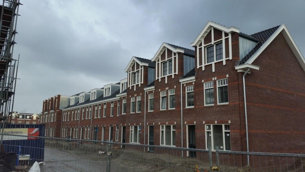 83 woningen Vroondaal Den Haag (fase 1)